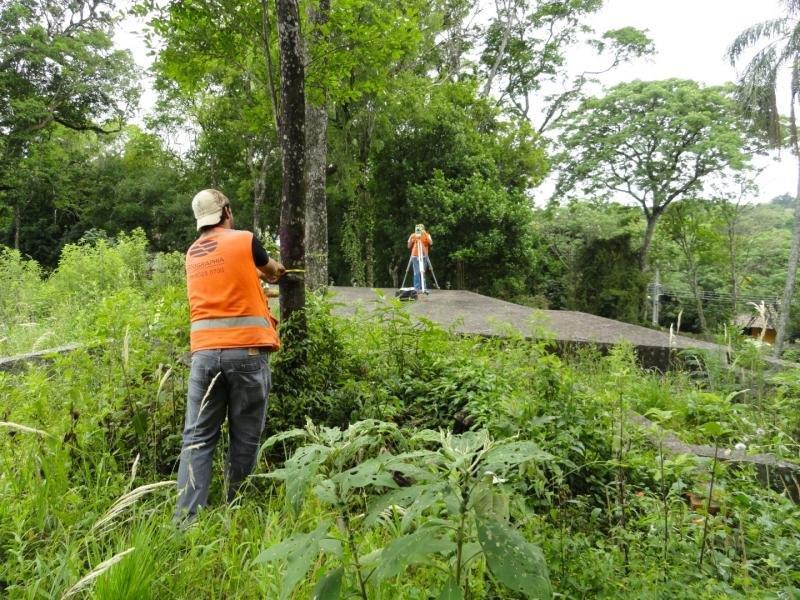 Projeto de recuperação de áreas degradadas